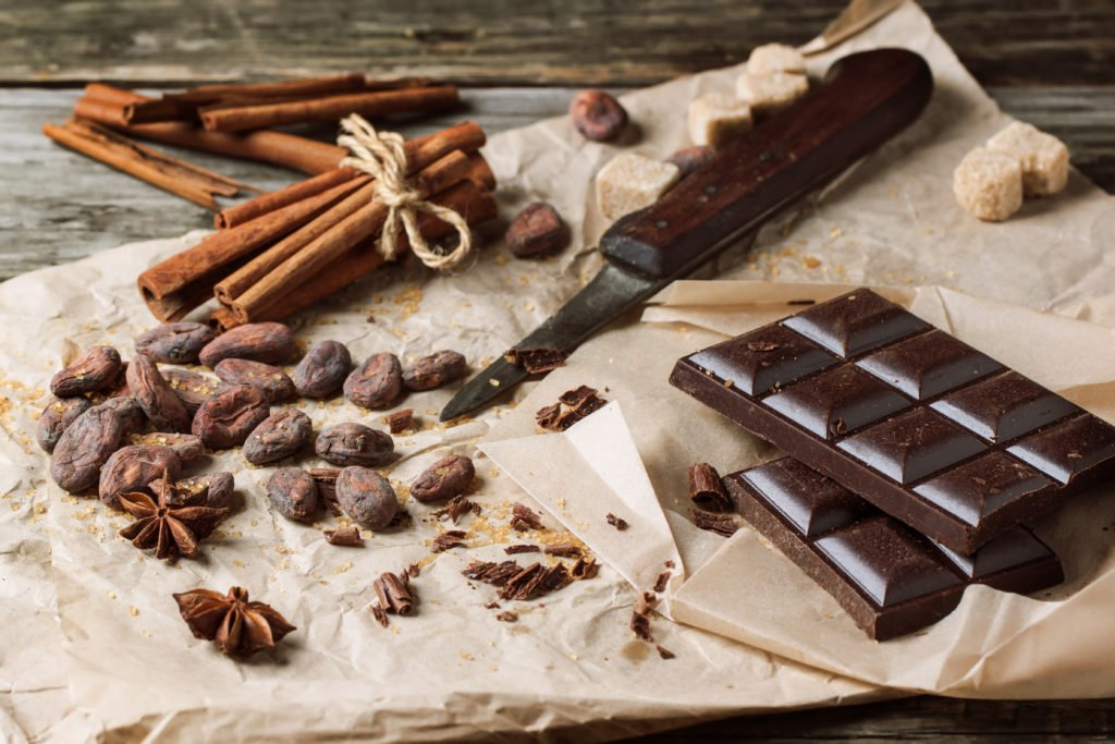 chocolate and Illinois Valley dental health