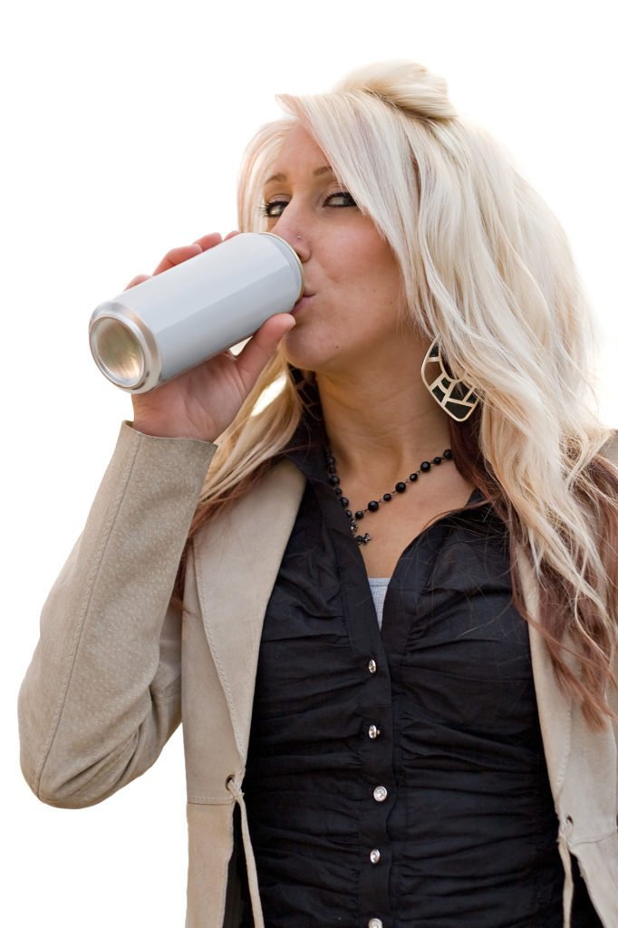 Energy drinks can cause cavities and hurt your teeth