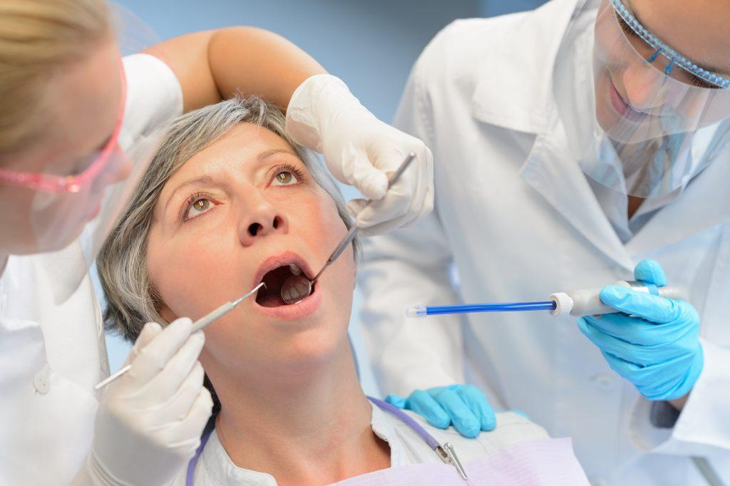 elderly dental care